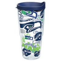 Tervis® NFL Seattle Seahawks 24 oz. Allover Wrap Tumbler with Lid