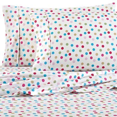 vcny cupcake world full sheet set in pinkblue
