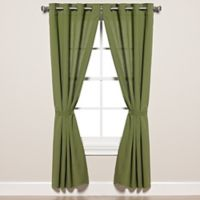 Pawleys Island® Sunbrella® Spectrum 84-Inch Grommet Top Outdoor Curtain Panel in Green