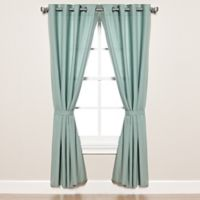 Pawleys Island® Sunbrella® Spectrum 96-Inch Grommet Top Outdoor Curtain Panel in Mist