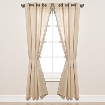 Buy Outdoor Curtains Panels from Bed Bath & Beyond