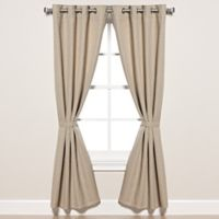 Pawleys Island® Sunbrella® Dupione 84-Inch Grommet Top Outdoor Curtain Panel in Sand