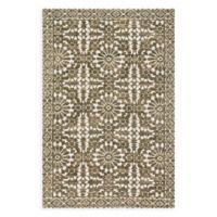 Magnolia Home by Joanna Gaines Lotus 5-Foot x 7-Foot 6-Inch Area Rug in Ivory/Olive