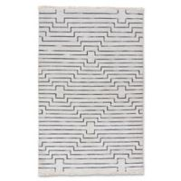 Jaipur Satellite Alloy 2-Foot x 3-Foot Accent Rug in Grey