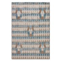 Jaipur Zane Payne 2-Foot x 3-Foot Accent Rug in Blue/Tan