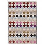 Jaipur Zane Vaira 2-Foot x 3-Foot Accent Rug in Pink/Green