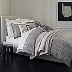 Kelly Wearstler Canyon Full/Queen Duvet Cover in Lead