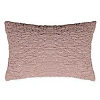 Kenneth Cole Reaction Home Mineral Oblong Throw Pillow in Blush