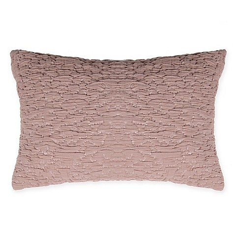 Kenneth Cole Reaction Home Mineral Oblong Throw Pillow In