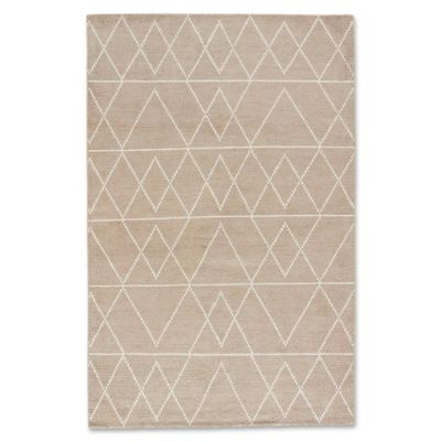 Jaipur Satellite Marshall 2 Foot X 3 Accent Rug In Neutral