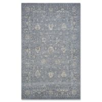 Couristan® Sultan Treasures All Over Mashhad 3-Foot 11-Inch x 5-Foot 3-Inch Area Rug in Blue