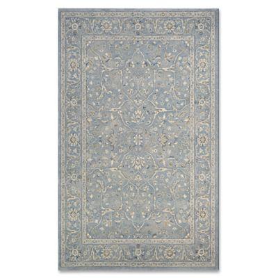 Couristan® Sultan Treasures Floral Yazd 5 Foot 3 Inch X 7 Foot