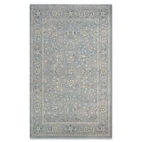 Couristan® Sultan Treasures Floral Yazd 7-Foot 10-Inch x 11-Foot 2-Inch Area Rug in Slate Blue