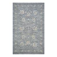 Couristan® Sultan Treasures Persian Isfahn 3-Foot 11-Inch x 5-Foot 3-Inch Area Rug in Slate