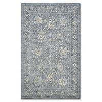 Couristan® Sultan Treasures Persian Isfahn 5-Foot 3-Inch x 7-Foot 6-Inch Area Rug in Slate