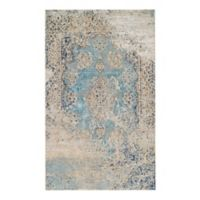 Couristan® Vintage Antique Tabriz 9-Foot 2-Inch x 12-Foot 5-Inch Area Rug in Light Blue