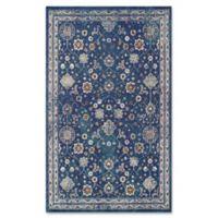 Couristan® Vintage Bijar 5-Foot 3-Inch x 7-Foot 6-Inch Area Rug in Denim