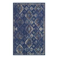 Couristan® Vintage Ferahan 3-Foot 11-Inch x 5-Foot 3-Inch Area Rug in Denim