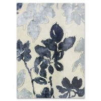 Devgiri Floral 5-Foot x 7-Foot Area Rug in Blue/Ivory