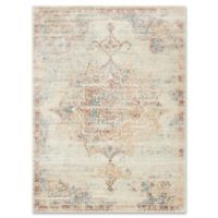 ED Ellen DeGeneres Trousdale 12-Foot x 16-Foot Area Rug in Ivory/Red