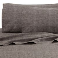 Kelly Wearstler Haze Mesh King Flat Sheet in Dusk