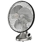 Vornado Silver Swan  All Metal Oscillating Table Fan
