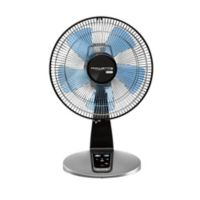 Rowenta Turbo Silence Extreme 12-Inch Oscillating Table Fan with Remote Control