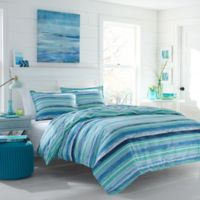 Poppy & Fritz® Alex Twin Comforter Set in Aqua