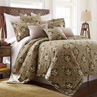 Sherry Kline Astoria Queen Comforter Set in Sage