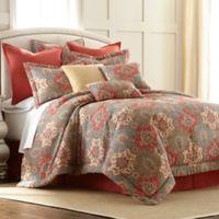 Sherry Kline Jasmine Comforter Set in Taupe