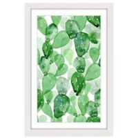 Marmont Hill Leafy 24-Inch x 36-Inch Framed Wall Art