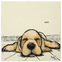 Marmont Hill Rest 24-Inch x 24-Inch Canvas Wall Art