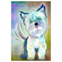Marmont Hill Wag It II 30-Inch x 45-Inch Canvas Wall Art