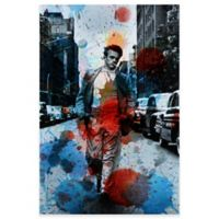 Parvez Taj James Dean NYC 24-Inch x 36-Inch Canvas Wall Art