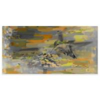 Marmont Hill Whirly Bird 60-Inch x 30-Inch Canvas Wall Art
