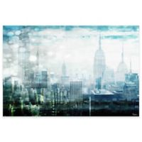 Parvez Taj Midtown 24-Inch x 16-Inch Canvas Wall Art