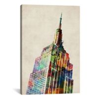 Empire State Building 60-Inch x 40-Inch Canvas Wall Art