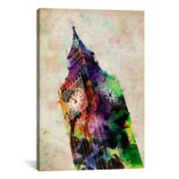 London Big Ben 60-Inch x 40-Inch Canvas Wall Art