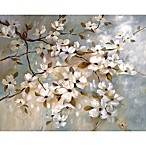 Blossoms of May 30-Inch x 40-Inch Canvas Wall Art