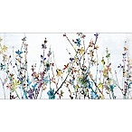 Spring Ambrosia 17-Inch x 34-Inch Canvas Wall Art