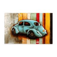Moe's Home Collection Vintage Beetle Wall Art