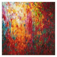 "Moe's Home Collection ""Confetti"" 43-Inch x 43-Inch Canvas Wall Art"