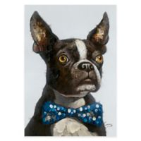 "Moe's Home Collection ""Tux Terrier"" 28-Inch x 40-Inch Canvas Wall Art"