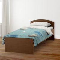 Designs Direct First Mate Collection Above the Sea Twin Duvet Cover in Blue