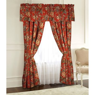 Buy Red Window Curtain Sets from Bed Bath & Beyond