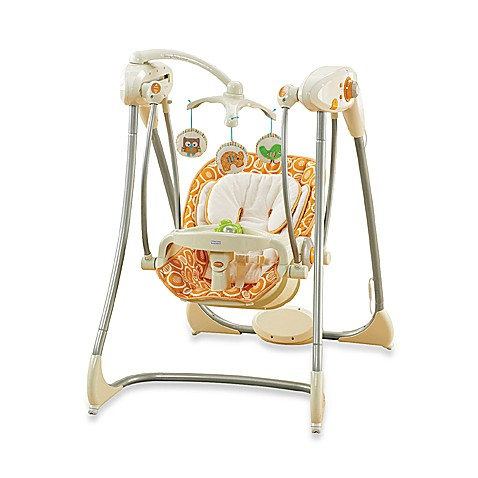 fisher price dreamsicle collection swing n 39 glider buybuy baby. Black Bedroom Furniture Sets. Home Design Ideas
