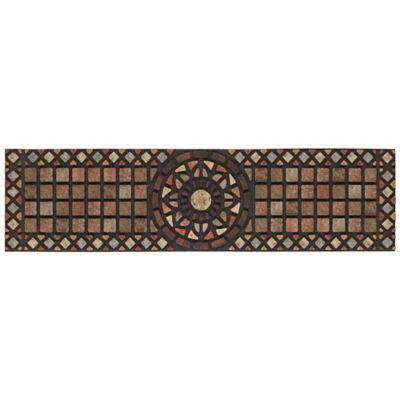 Mohawk Home Crum 35 Inch X 19 Inch Mosaic Mythos Door Mat