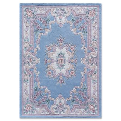 rugs america new aubusson wool 2foot 3inch x 3foot 9 - Aubusson Rugs