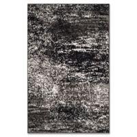 Safavieh Adirondack 2-Foot 6-Inch x 4-Foot Accent Rug in Black