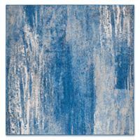 Safavieh Adirondack 6-Foot Square Area Rug in Blue